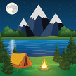 Camping,Template,Concepts &...