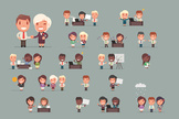 Corporate Business,People,T...