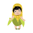 Child,Costume,Yellow,Label,...