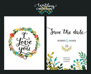 Invitation,Retro Styled,Sum...