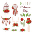 Symbol,Poppy,Bouquet,Freedo...