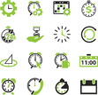 Icon Set,Instrument of Time...