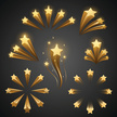 Vector,Star Shape,Firework ...