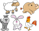 Lamb,Sheep,Rabbit - Animal,...