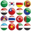 Flag,Asia,Interface Icons,P...