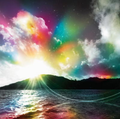 (Colorful Background PSD