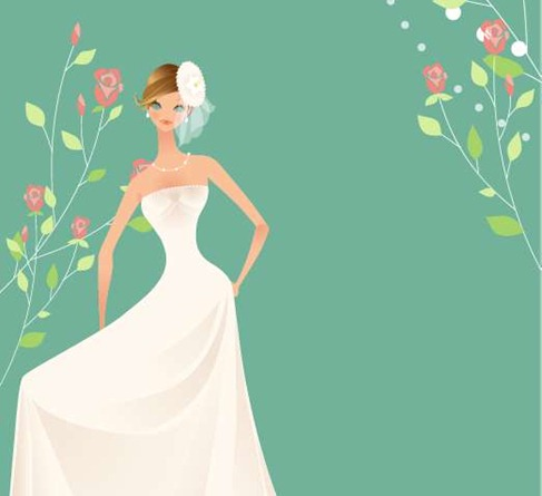 Wedding Vector Graphic 34