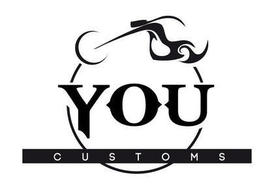 You Customs Riderz Motorcycle Logo