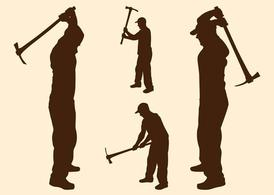 Men With Pickaxes