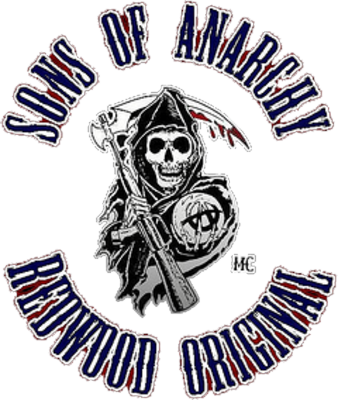 Sons of Anarchy Logo PSD