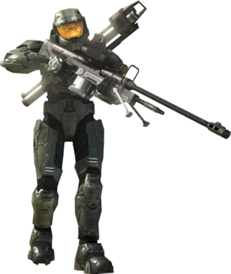 Halo Soldier PSD