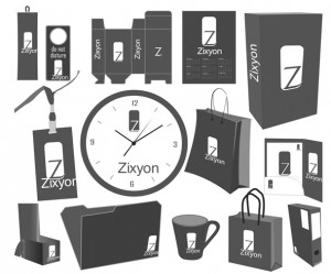 Stock Vector : Office Products Part II