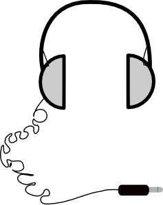 Headphones Simple
