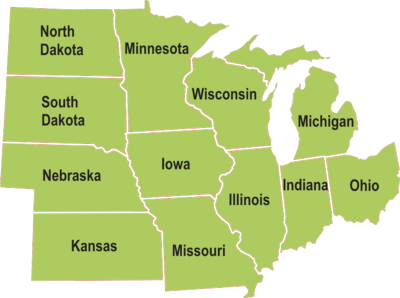 Midwest States PSD