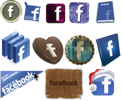 (Facebook Icons Pack)