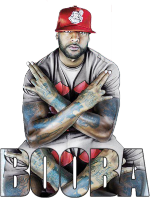 Free BOOBA BY PUNCHLINE-DZ PSD Vector Graphic - VectorHQ com