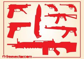 Weapons Vectors