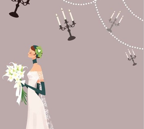 Wedding Vector Graphic 38