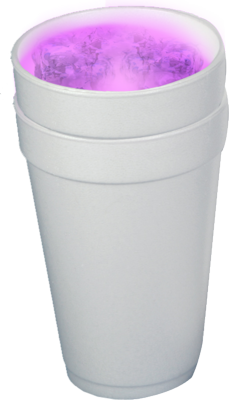 Dat Purple Drank, Dat Lean, Dat Double Cup, PSD