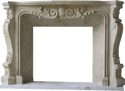 carved-marble-fireplaces PSD