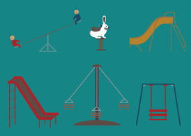 Playground Vector Collection