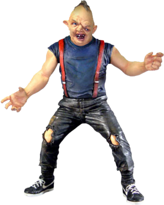 SLOTH FROM THE GOONIES PSD