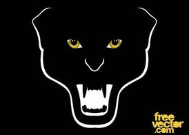 Panther Head Graphics
