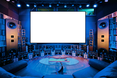 Private Theater PSD