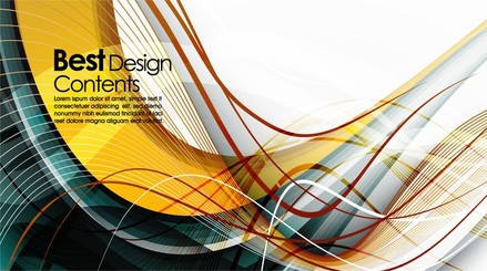 Dynamic Vector Colorful Stripes 1