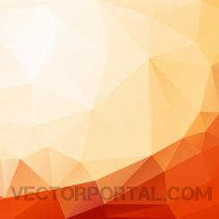 TRIANGLE SHAPES VECTOR BACKGROUND.eps