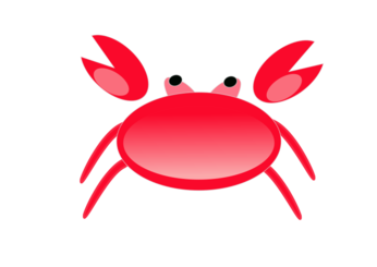 A red crab2