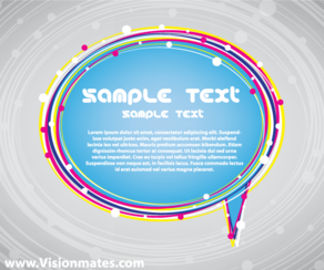 Free Vector Speech Bubble Illustrator