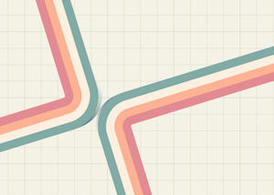 Retro Background Vector - Free Vector of the Day #224