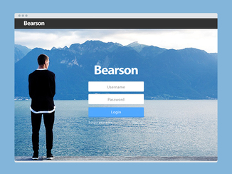 Bearson Website