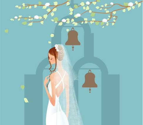 Wedding Vector Graphic 8