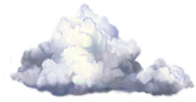 cloud PSD