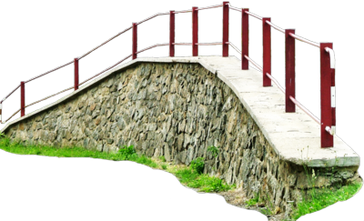 Stone Bridge PSD