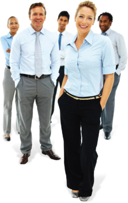 Business People PSD