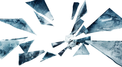 Glass Shards PSD