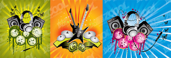 3, the trend of music illustration
