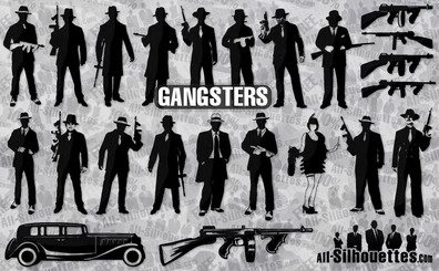 27 Vector gangsters