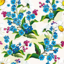 Water orchids background