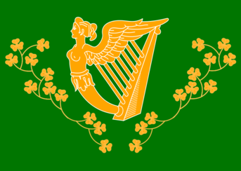 Clovers and Lady-Harp