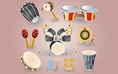 Musical Instrument Pack