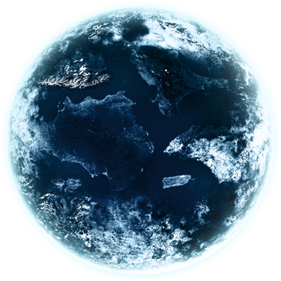 Planet of Ice PSD