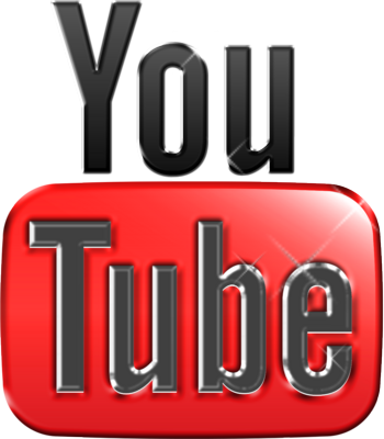 YouTube Bling PSD