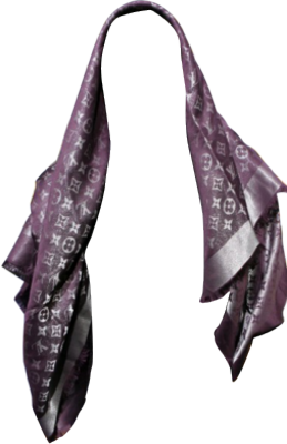 Louie Scarf For Manips PSD