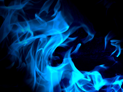 BLUE FIRE PSD