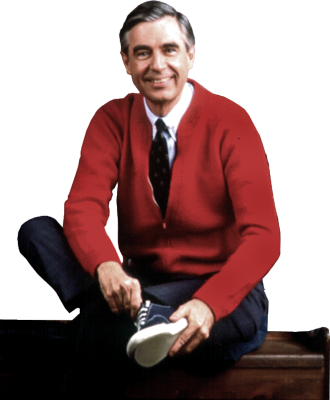 RIP Fred Rogers PSD