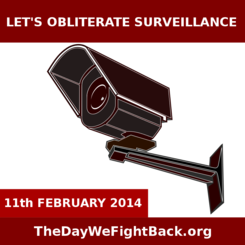 Let's Obliterate Surveillance
